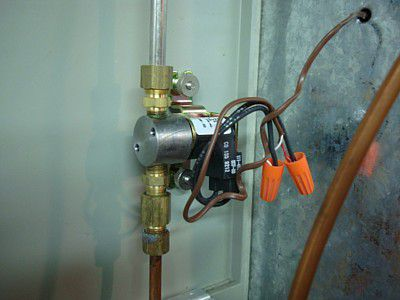 How To Replace A Humidifier Solenoid Water Valve