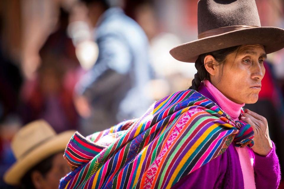 Quechua language in Peru