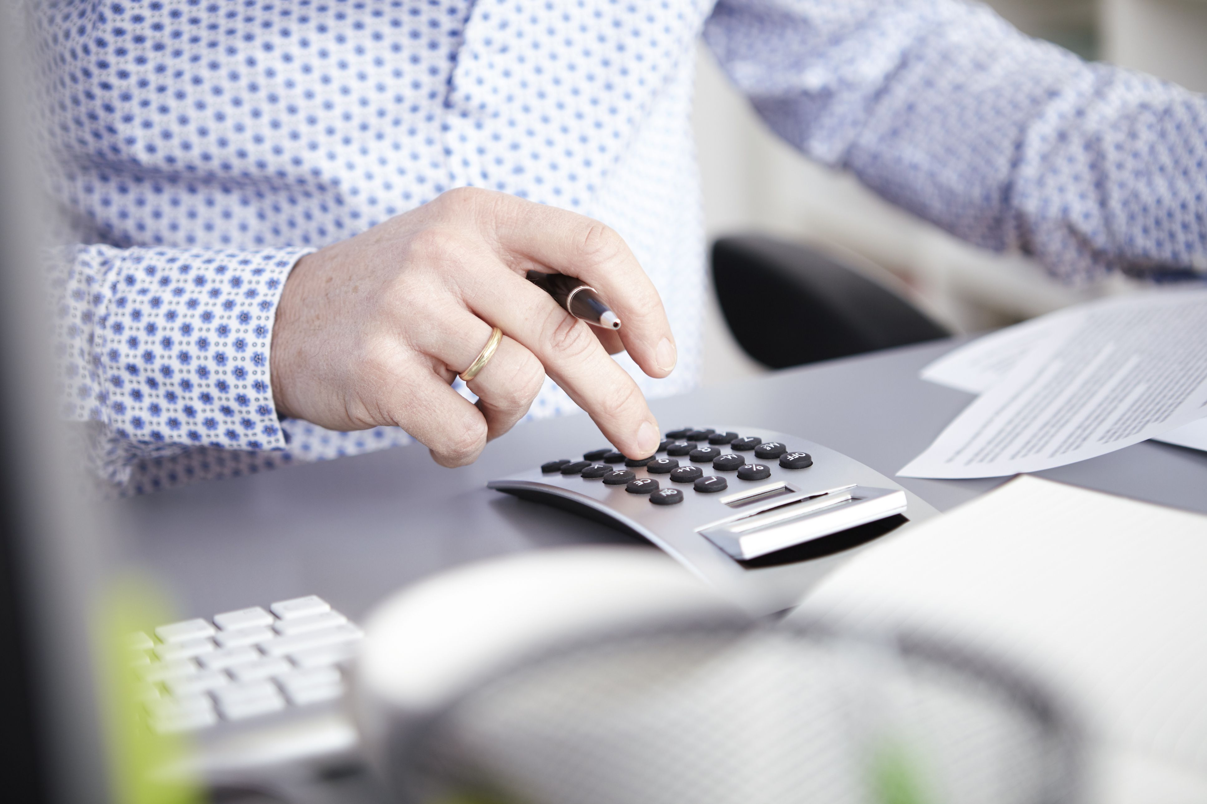 net earnings calculation for business taxes