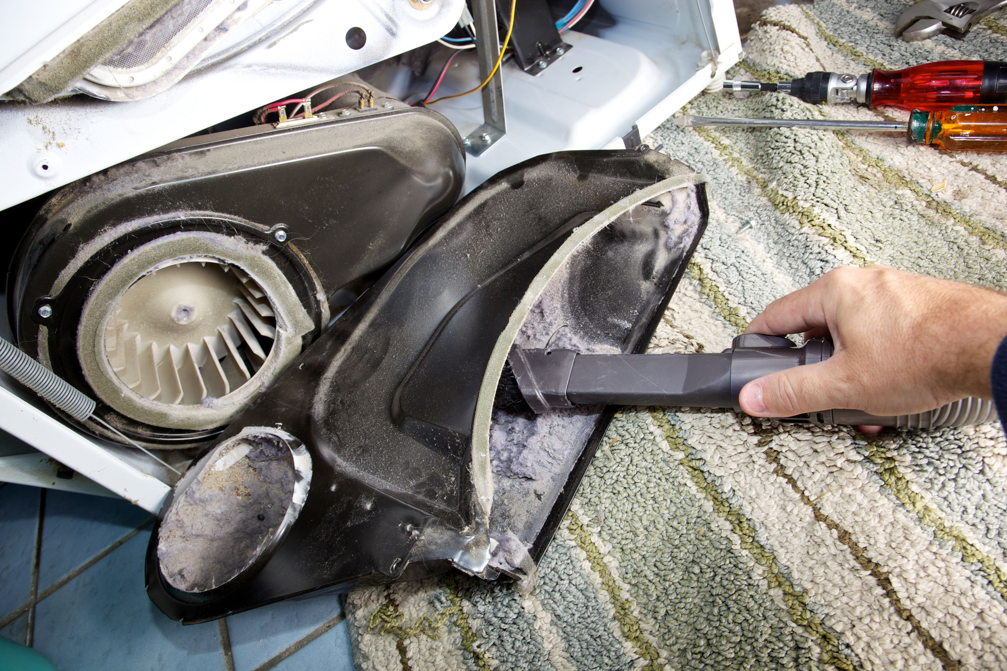 How to Clean Your Dryer Vent to Reduce Fire Risk