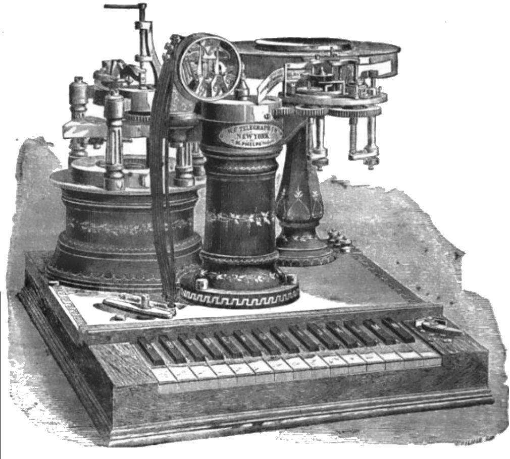 The history of the electric telegraph and telegraphy for History of the electric motor