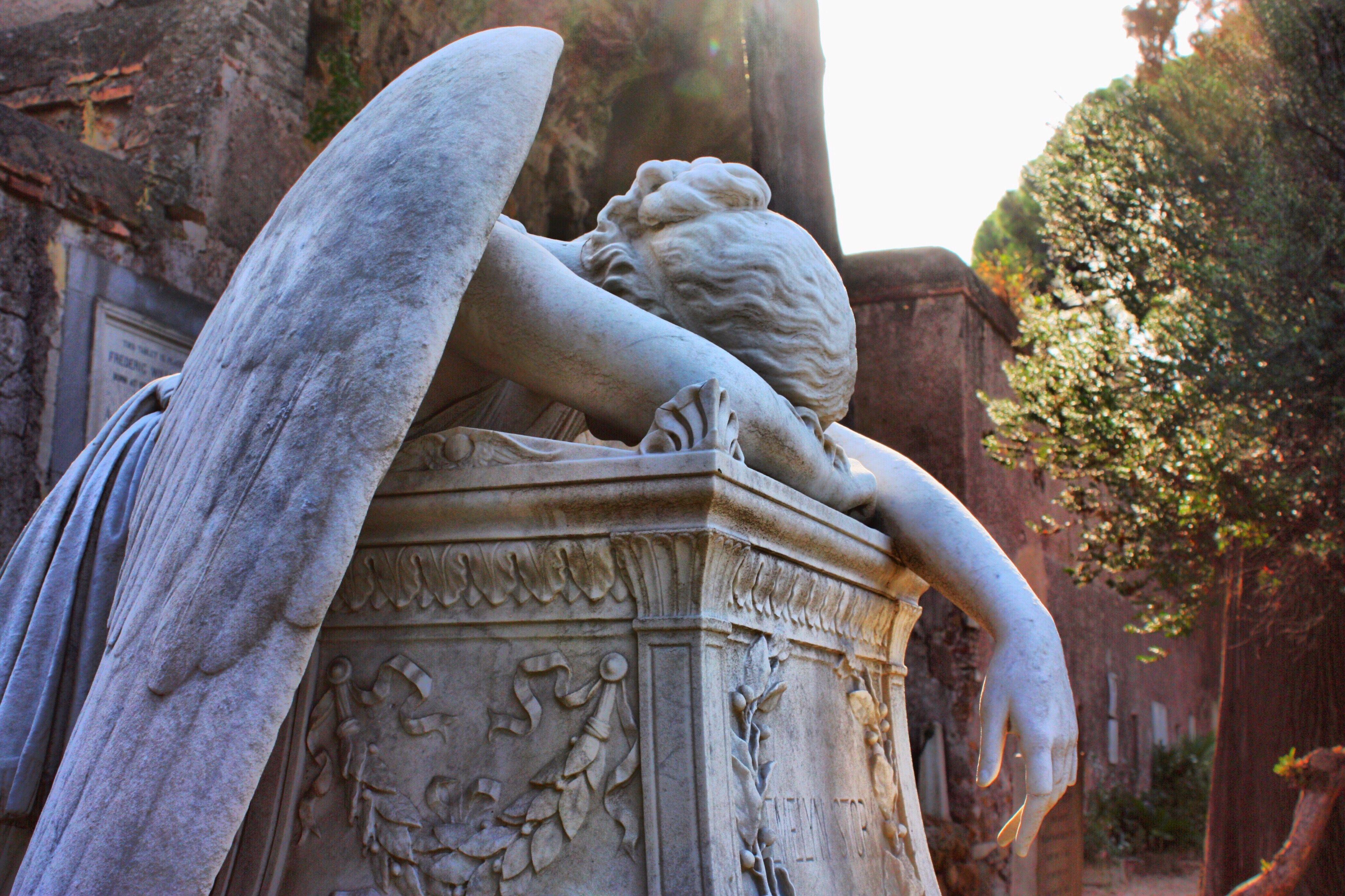 Angel Angels Emotions Sorrow Anger Feelings