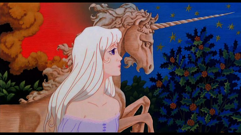 'The Last Unicorn'
