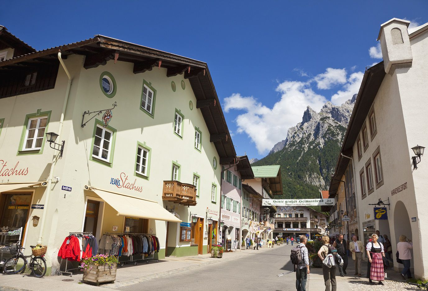 Top Things to Do in Mittenwald, Germany