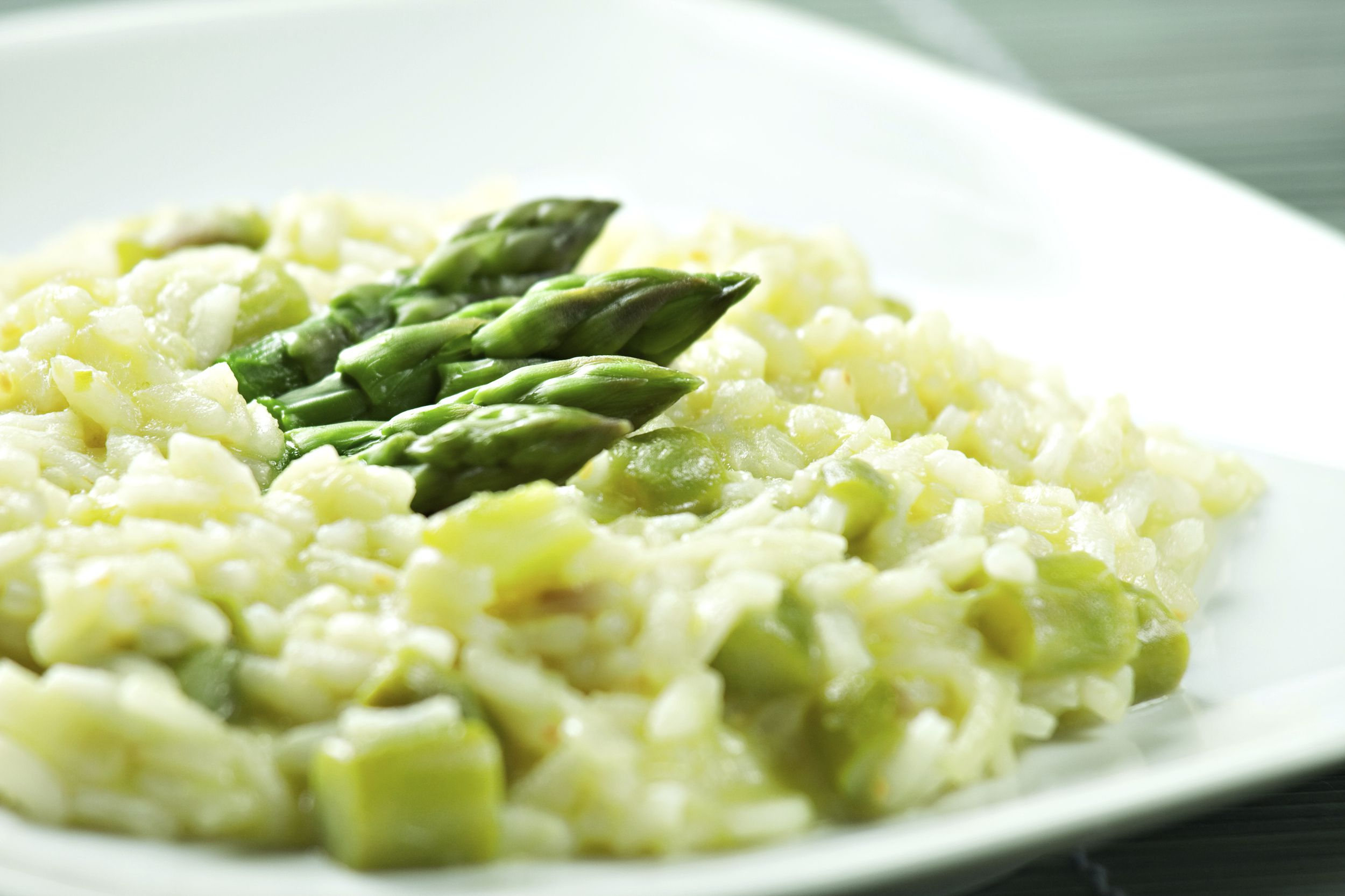 Asparagus Risotto Recipe 995994 on heating and cooling plumbing