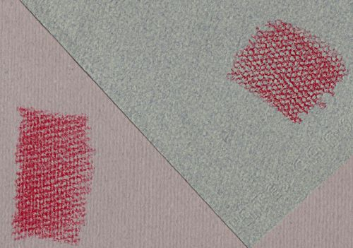 Strathmore and Canson textured papers