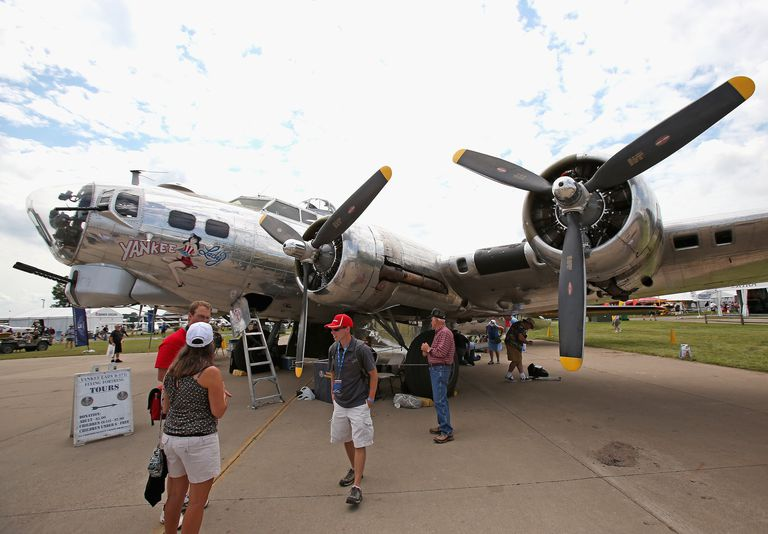 Largest Fly-In And Air Show In US Showcases Wonder Of Flight