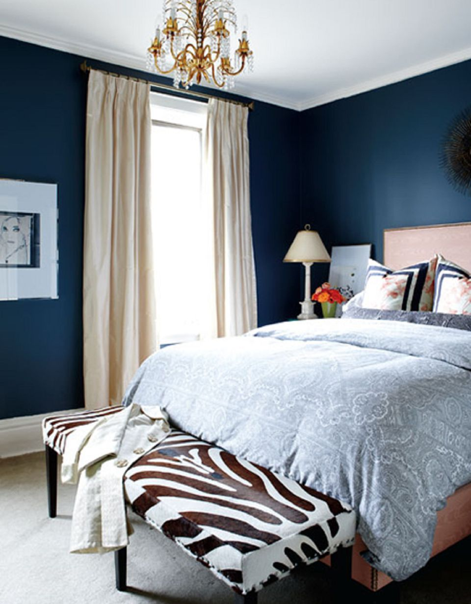 blue wall colors bedrooms 25 stunning blue bedroom ideas 14629