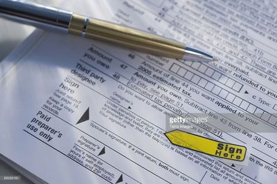 how to submit an amended tax return