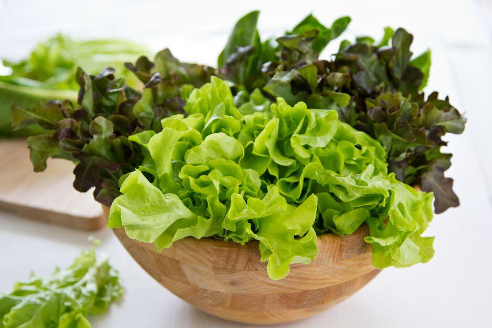 How to store fresh lettuce