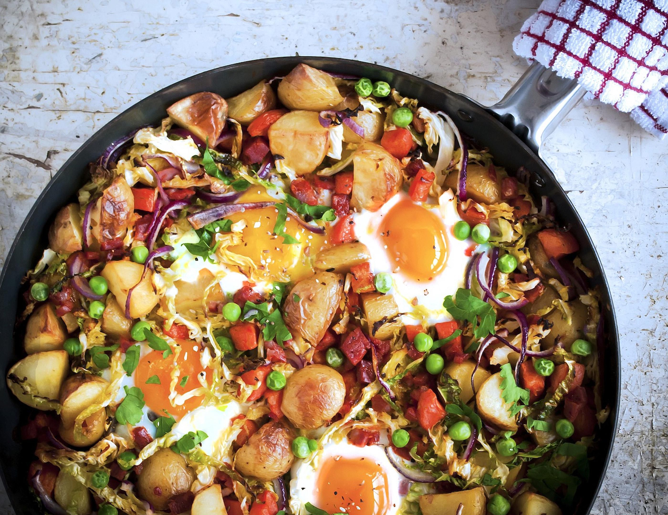 Fancy Bubble And Squeak Recipe