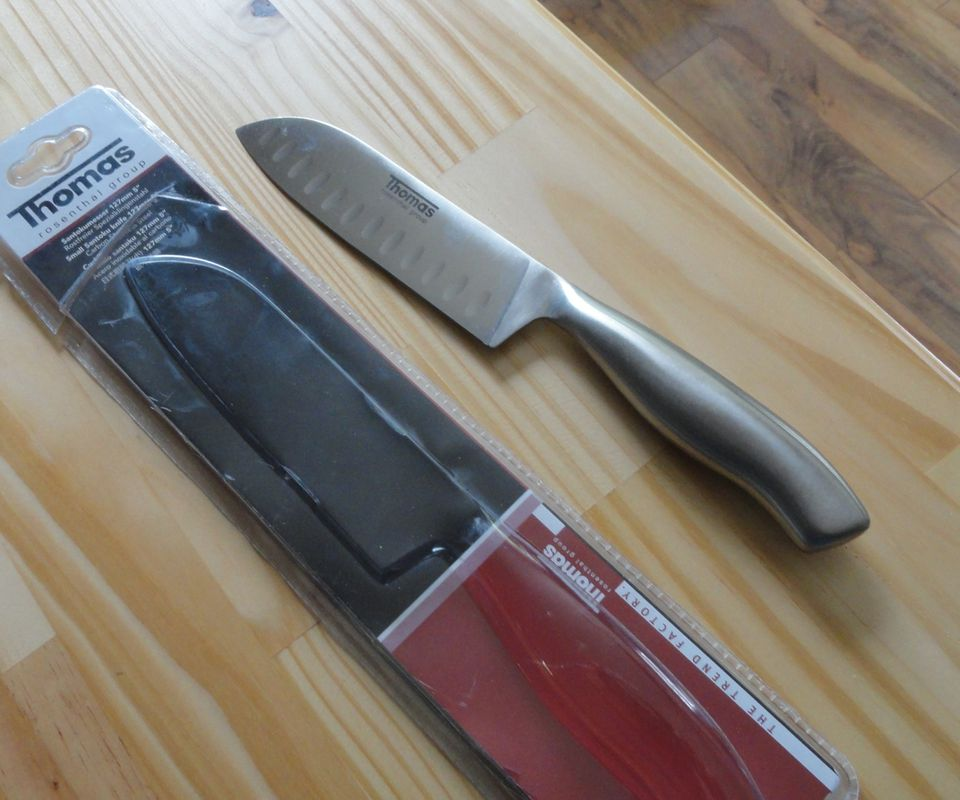 "Thomas Rosenthal 5"" Santoku Knife"