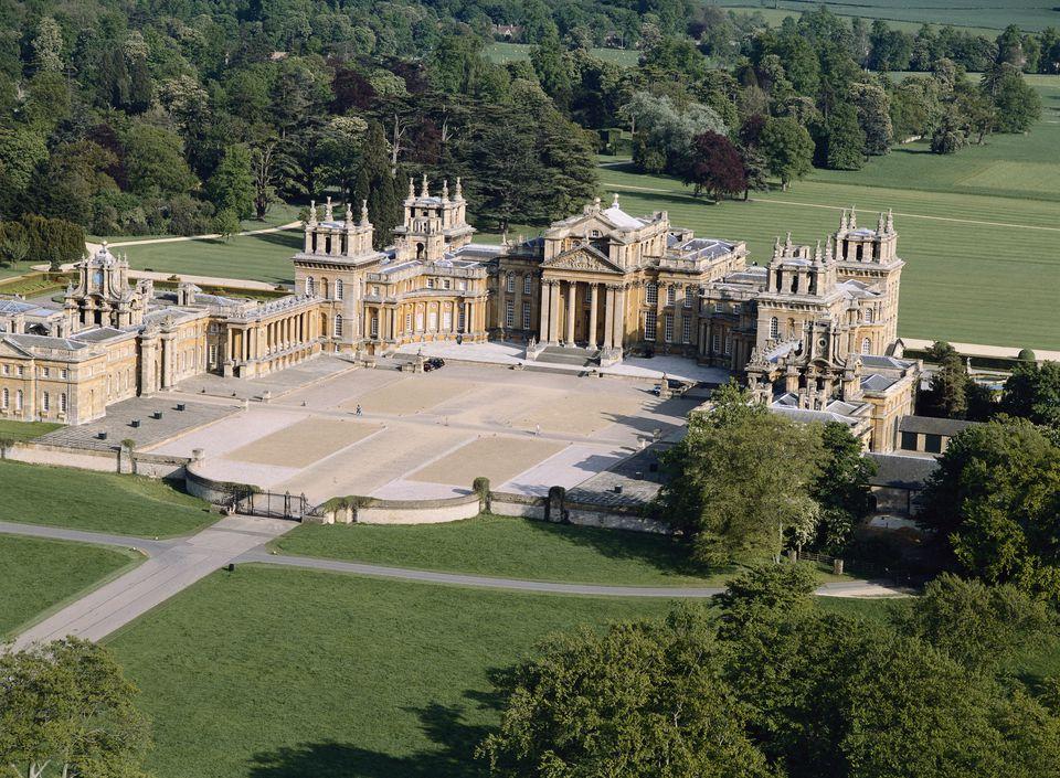 Take A Blenheim Palace Tour In Photos
