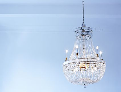 Choose The Right Size Ceiling Medallion