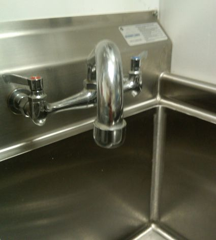Single Lever Ball Faucet Repair