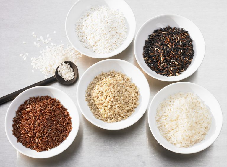 The Reason Athletes Eat White Rice Instead of Brown