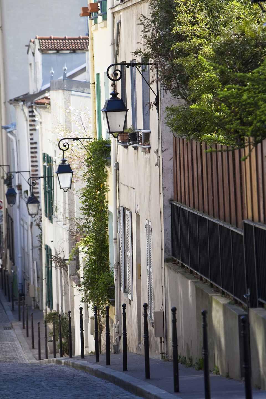 France, Paris, 13th arrondissement, Butte-aux-Cailles