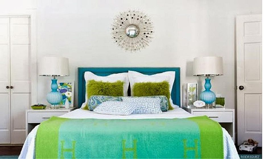 Here 39 s the easiest bedroom color scheme ever - Choose color scheme every room ...