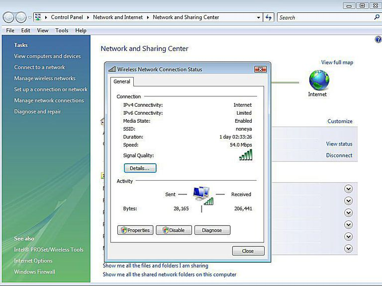 how to connect pc to wireless network
