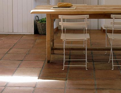 Rubber Kitchen Flooring Tiles and Sheets