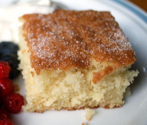 Simple Buttermilk Cake Recipe