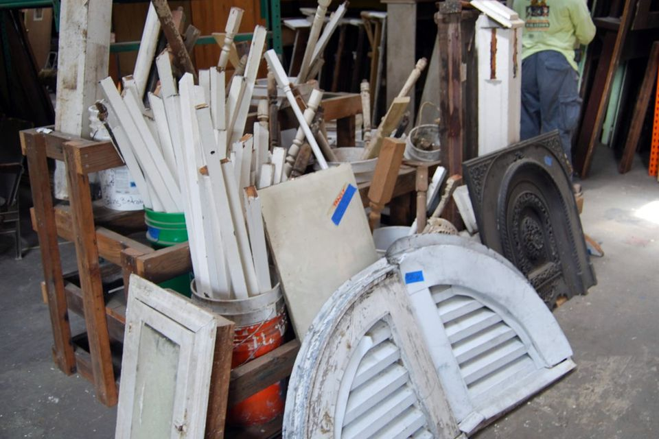 architectural salvage store