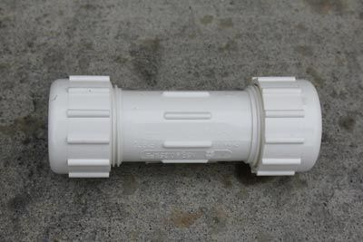 A compression coupling