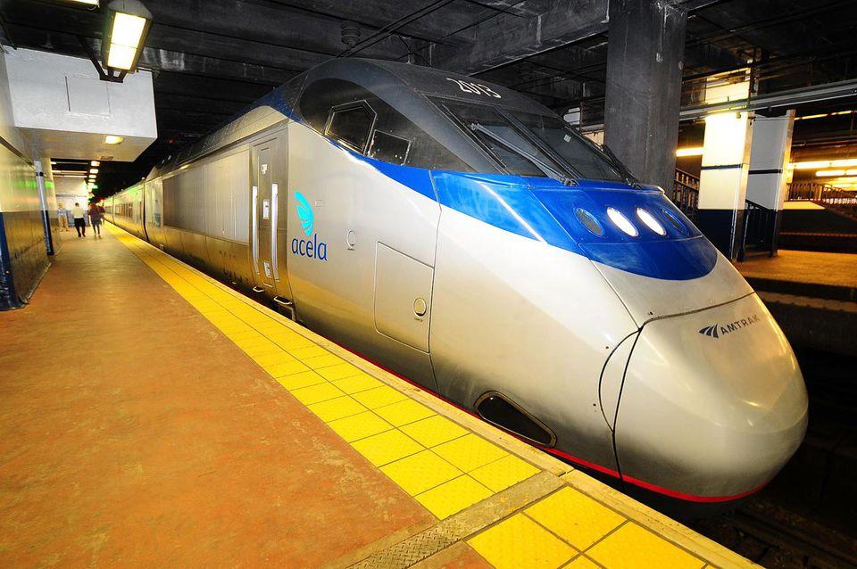 Amtrak Celebrates National Train Day 2010