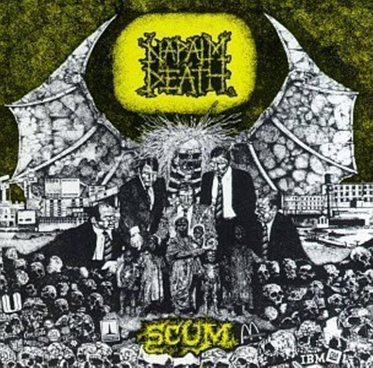 Napalm Death - 'Scum'