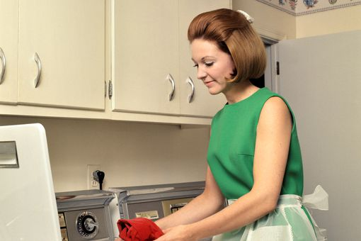 1970s housewife