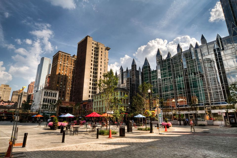 Market Square, Pittsburgh