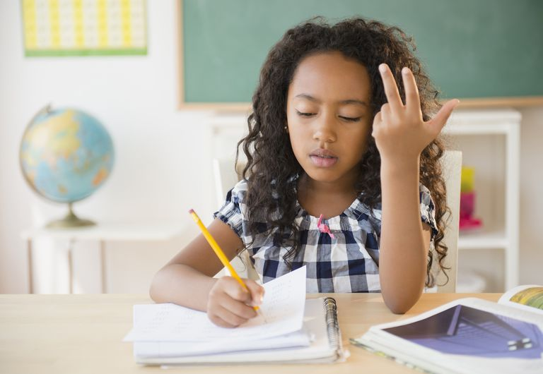 Evaluate This Student Essay Why I Hate Mathematics Girl Frustrated With Math Homework