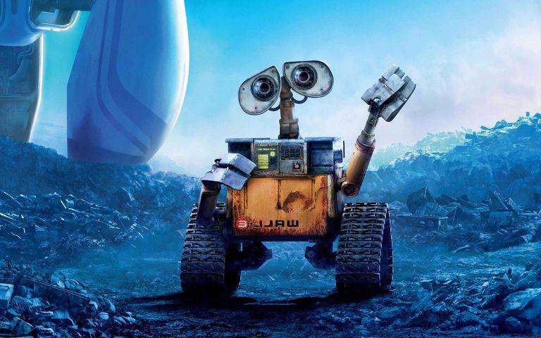 Still from Wall-E