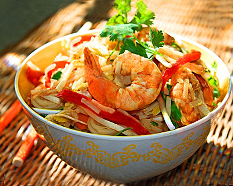 how to cook thai noodles