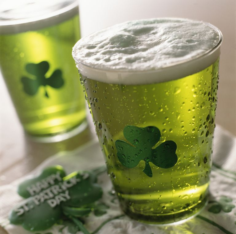 Green beer is a (somewhat nasty) St. Patrick's Day tradition. Did you ever wonder whether it will turn your urine green? Science has the answer!