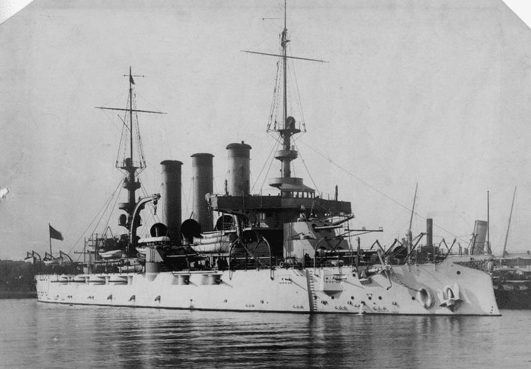 USS Virginia (BB-13)