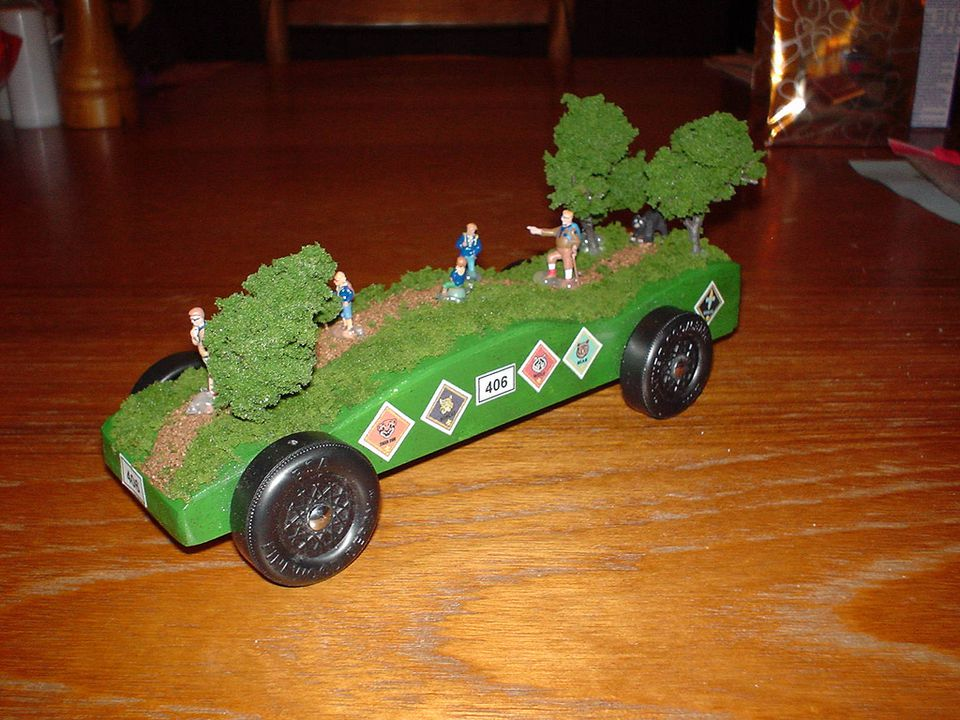Awesome Pinewood Derby Cars - Derby cars
