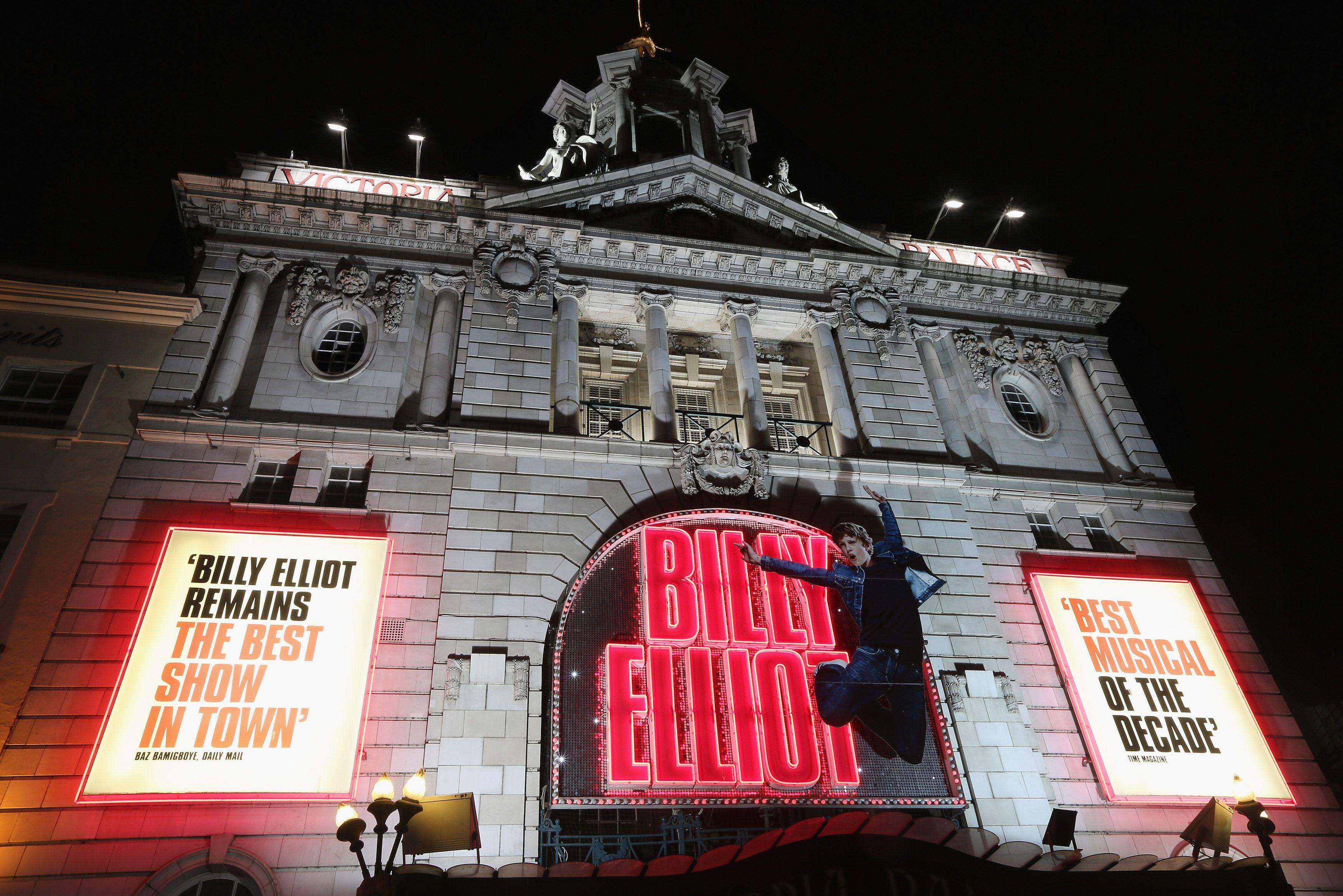 Theatre deals london tonight