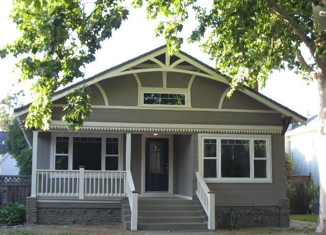 1916 Bungalow in the Curtis Park neighborhood of Sacramento, California