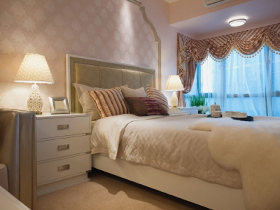 Interior Wallpaper Designs For Bedrooms different ways to use wallpaper in a bedroom with accent wall