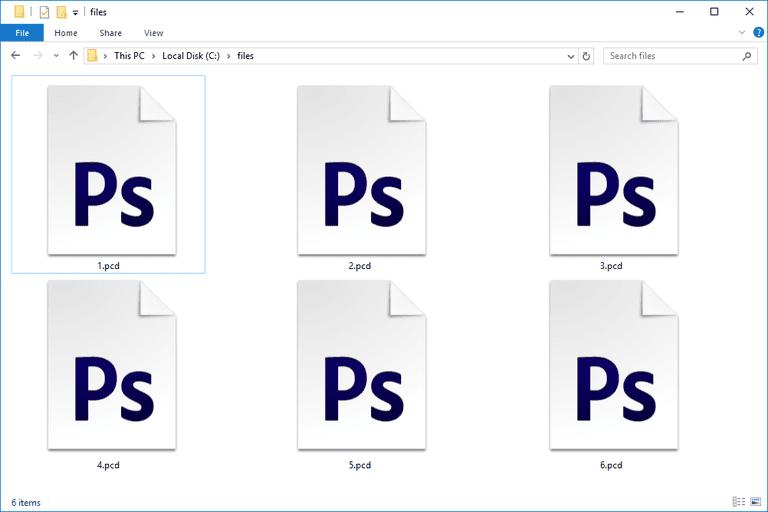 PCD Files