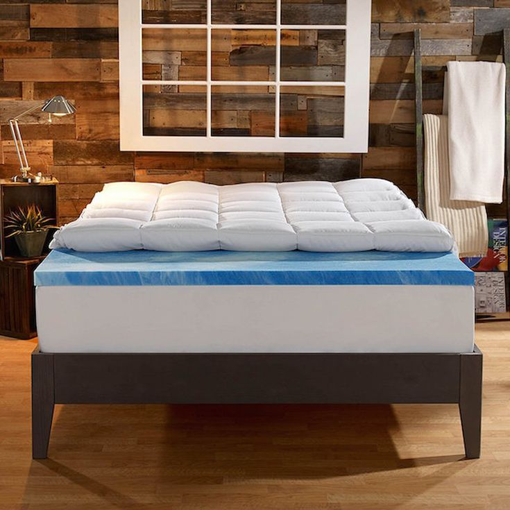 cool bedroom comforter sare topper memory toppers coolbluemfmtopper sareer comfortable products alternative image most foam blue furniture mattress