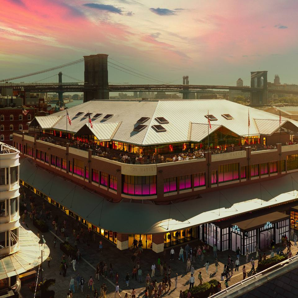 NYC's South Street Seaport