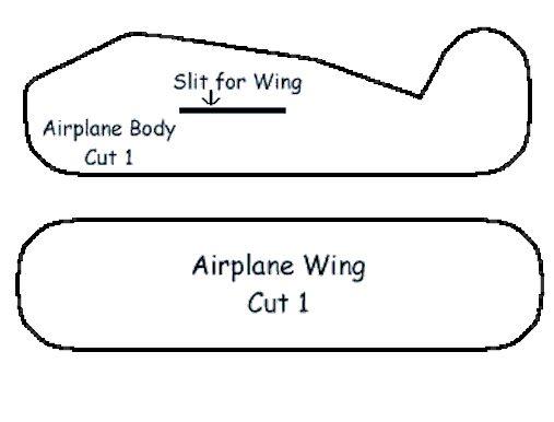 how to make small aeroplane at home