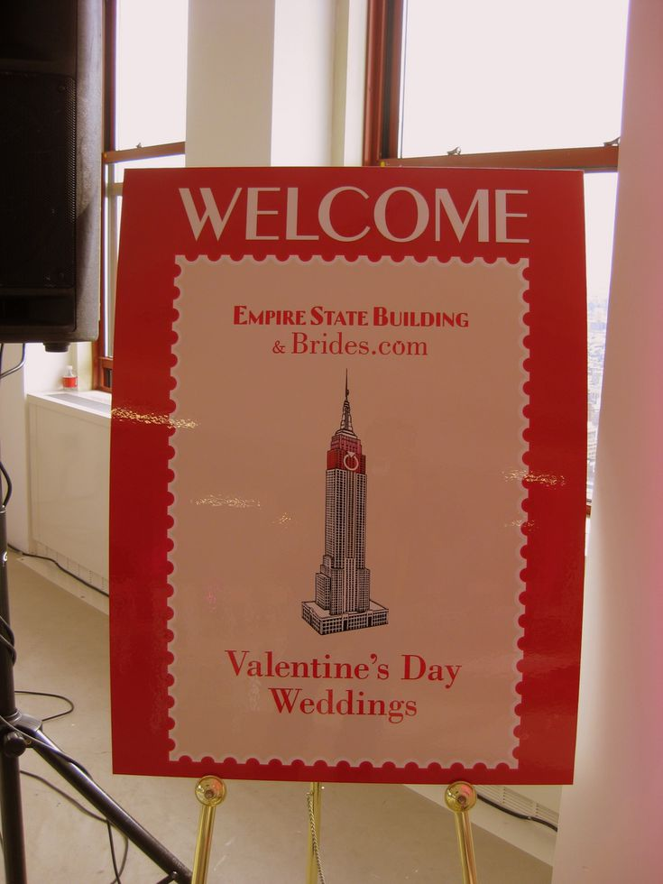 new york weddings at the empire state building, Ideas