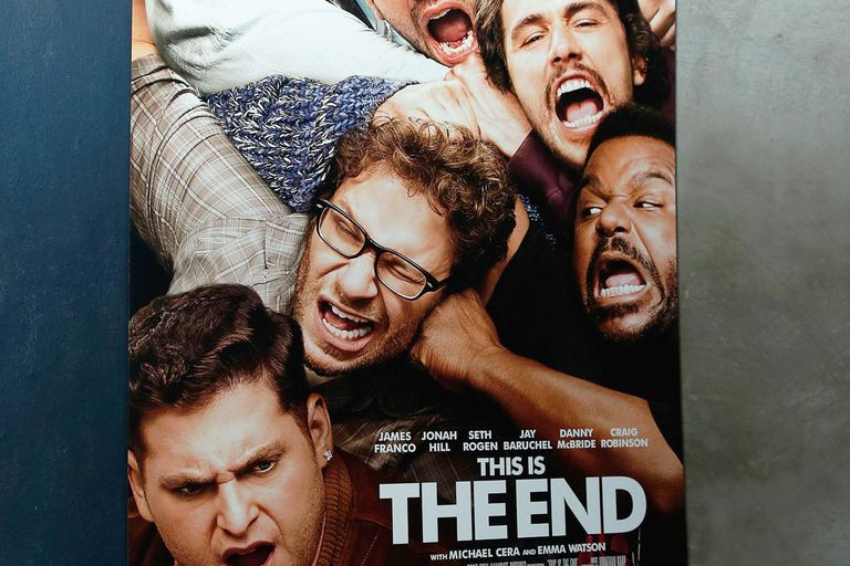 'This Is The End' New York Premiere