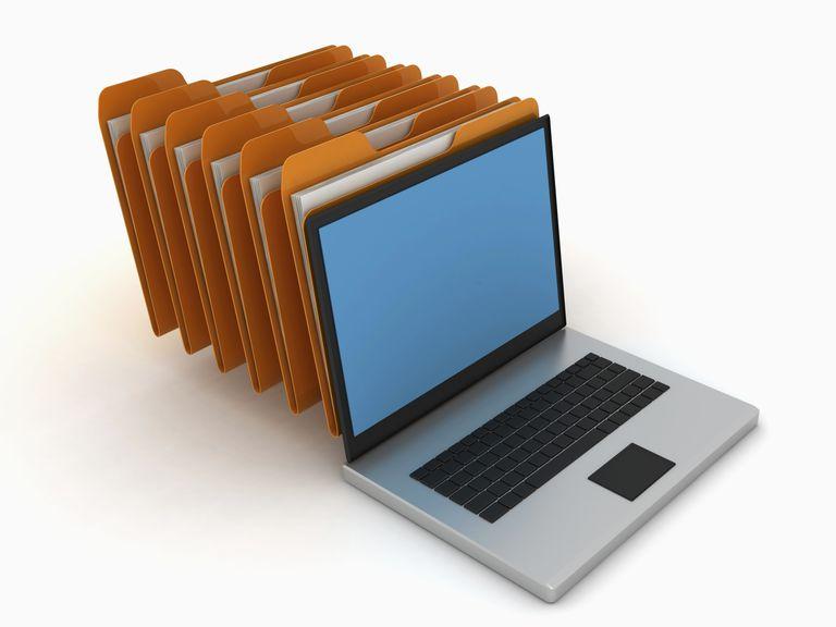 Computer Data Files