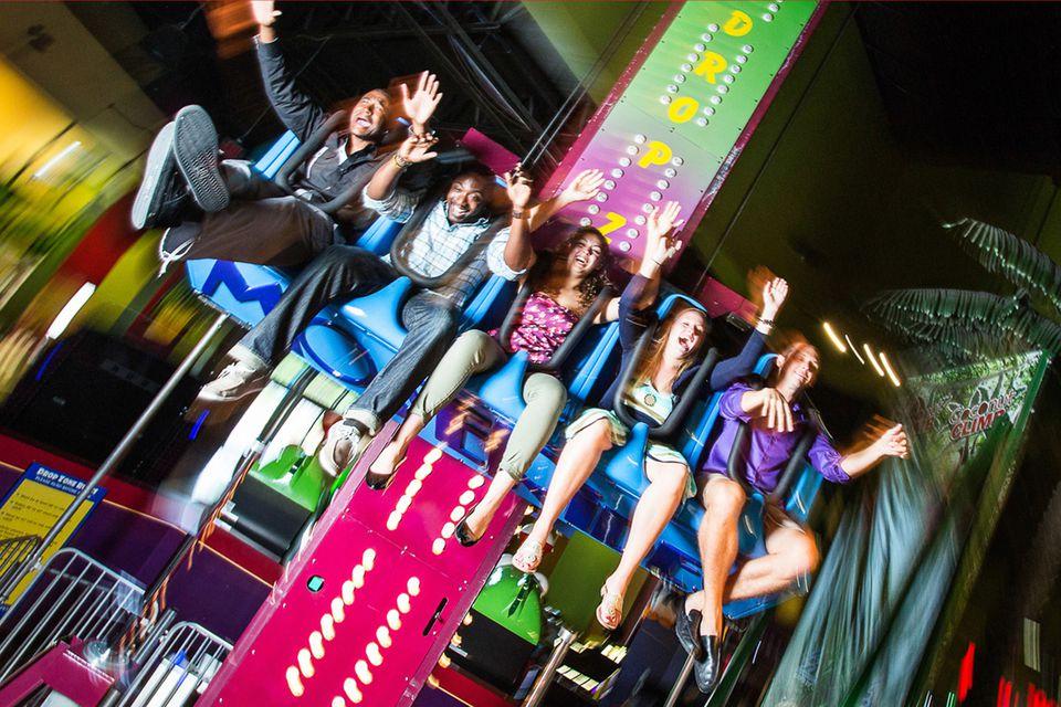 North Carolina Theme Parks And Amusement Parks