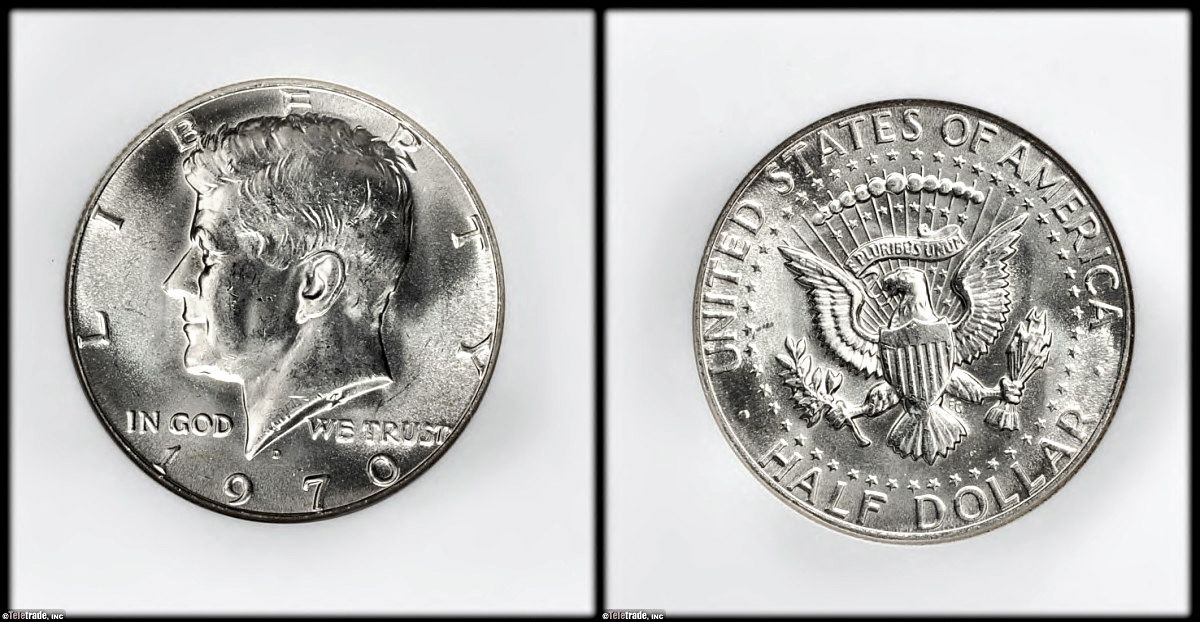Kennedy Half Dollar Values and Prices (1964-2015)