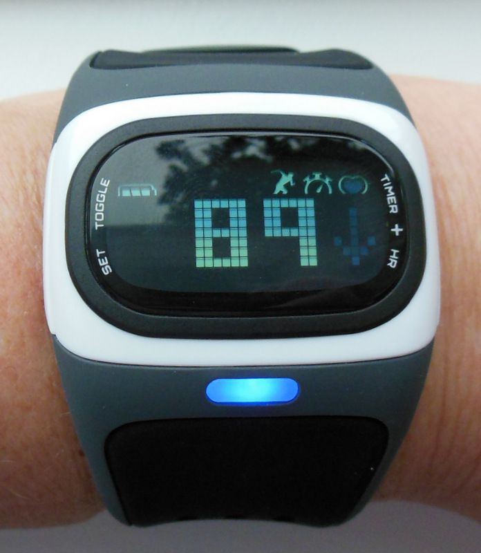 Mio Alpha Strapless Continuous Heart Rate Monitor Watch